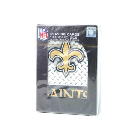 Pro Specialties Group New Orleans Saints Team Playing Cards