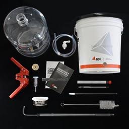 K7 Beer Equipment Starter Kit for Home Brew