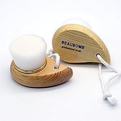 BEAUBOMB® makeup organizer makeup case with Shoulder Strap,set of 2 (black)