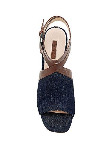 Guess - Zapatillas para deportes de exterior para mujer azul navy 37 Navy