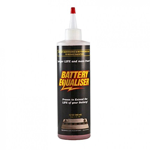 Battery Equaliser 12 0z Bottle (Battery Additive)