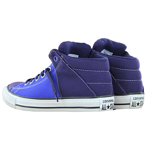 Converse CT Axel Mid Blue Mens Trainers Blue