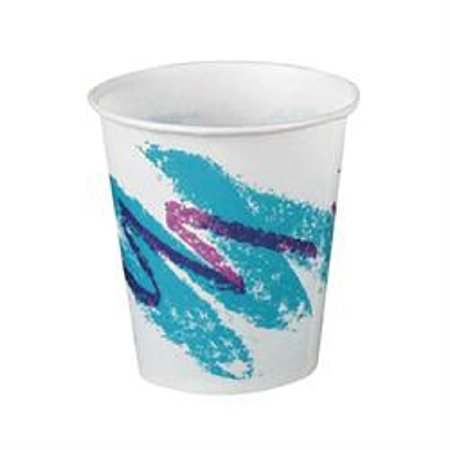 Wax Coated Paper Cups - Solo Cup Drinking Cup - R7N-00055PK - 7 oz., 100 Each / Pack