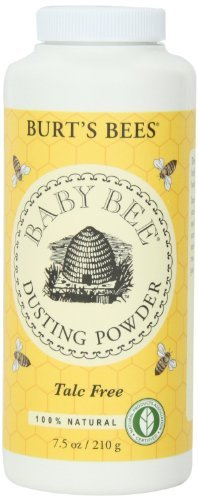Burt's Bees Baby Bee Dusting Powder, 15 Ounces (Pack of 3) Super Size Value Package by Burt's Bees
