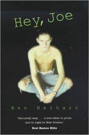 Hey, Joe by Ben Neihart (2000-04-08)