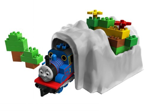 Amazon Lego Duplo Thomas At Morgans Mine 5546 Toys Games