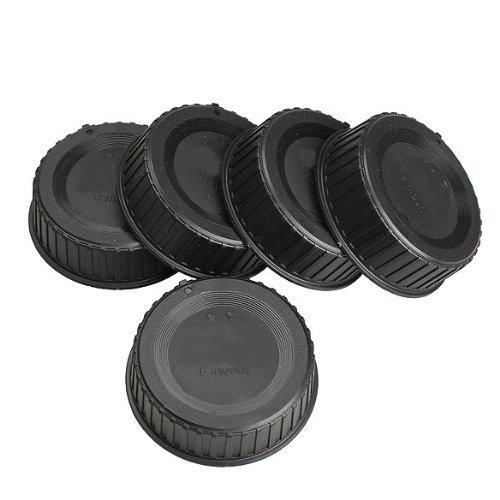 (Vktech® 5pcs Rear Lens Cap Cover for All Nikon AF AF-S DSLR SLR Camera LF-4 Lens)