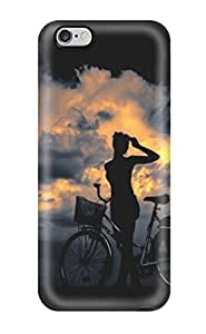 TYH - Fashion Tpu Case For ipod Touch4- Sunset Defender Case Cover phone case