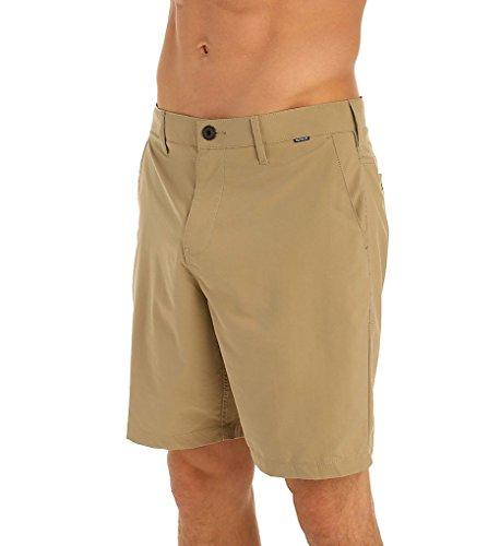Hurley Spandex Shorts (Hurley Mens Dri-Fit Chino 19