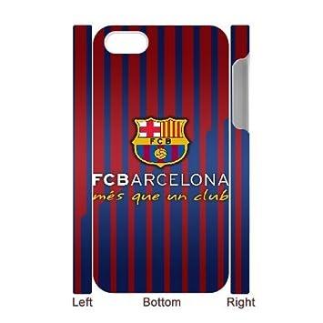 3D IPhone 5C Cases FC Barcelona, Cute Cheap FC Barcelona ...