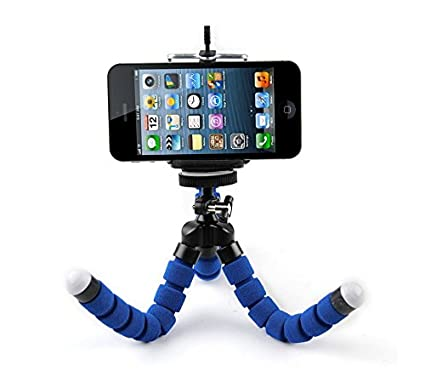 Flexible Octopus Tripod Phone Holder Expanding Stand Mount Monopod Styling Accessories For Mobile Phone Camera Universal Desk Mobile Phone Holders & Stands