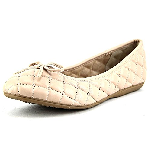 White Mountain Inspired Pelle sintetica Ballerine