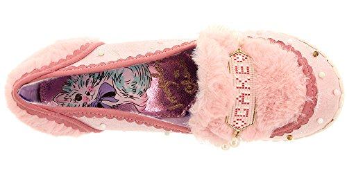 Rose Des Irrégulier Femmes Ron Macka textile Talons De Choix tPw4qx