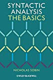 Syntactic Analysis: The Basics