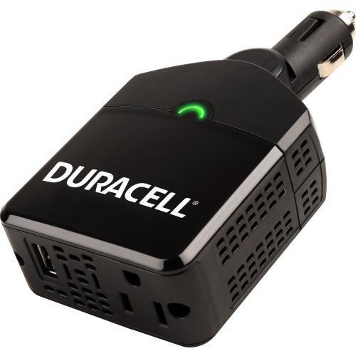 Inverter Power 175w (Duracell 150W Mobile Inverter)