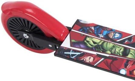 Amazon.com: Marvel Avengers. Huffy - Patinete plegable para ...