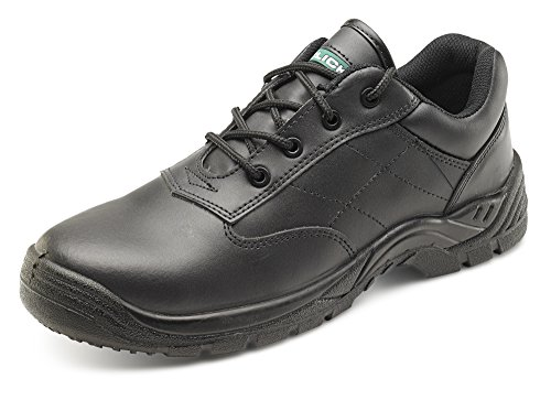 Click Composite Safety Shoe S1P Black - Size 38/5