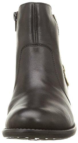 RemonteR6489 01 - Botas Mujer Negro - negro