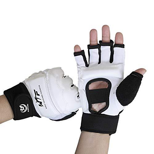 QJSTDM Profectional MMA Handschuhe Sparring Punch Ultimate Mitts Sanda Kampftraining Sandsack Ausrüstung Paar für Erwachsene Männer B07Q8G2JNS Boxhandschuhe Stabile Qualität