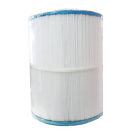 - Harmsco HC-40-0.35 Hurricane 40 HP Pleated Polyester Water Filter Cartridge