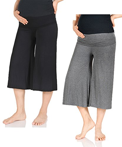 Maternity Capri Pants - 1