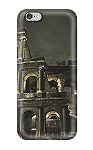 Oscar M. Gilbert's Shop Hot Flexible Tpu Back Case Cover For Iphone 6 Plus - Colosseum Roman Architecture 7785811K69431502