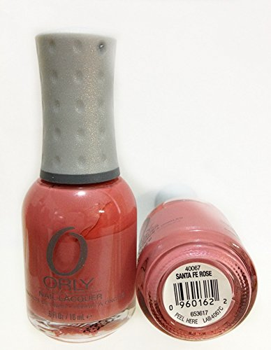 Orly Nail Polish Santa Fe Rose 40067