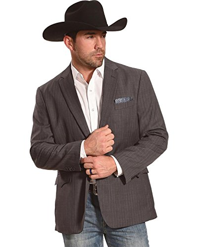 Circle S Men's Platinum Western Sports Coat – Cc6544-46