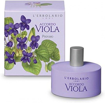 profumo alla violetta erbolario