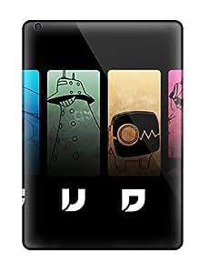 Hot New Tpu Hard Case Premium Ipad Air Skin Case Cover(flcl)