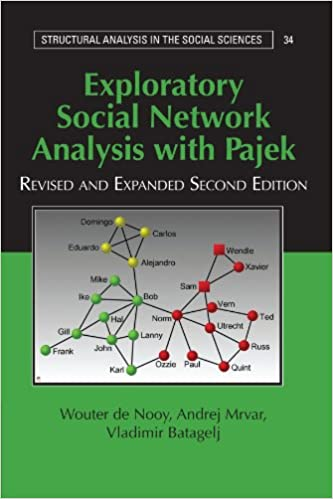 Exploratory Social Network Analysis with Pajek: Revised and Expanded Second Edition