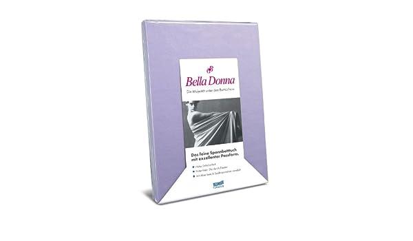 Bella Donna Sábana Bajera Jersey para colchones & Cama de Agua 200 x 220 - 240 cm Jeans Azul: Amazon.es: Hogar