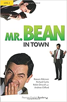 Level 2: Mr Bean in Town (Pearson English Graded Readers)