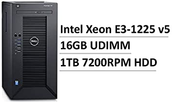 Amazon.com: 2017 Newest Flagship Dell PowerEdge T30 Business ...