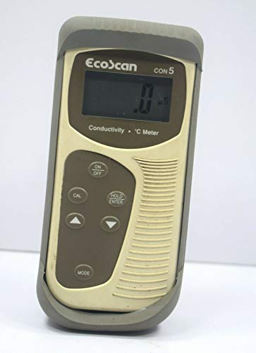 EcoScan Instrument CON5 Multi-Point Conductivity TDS Meter from Maritime