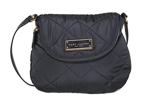 Marc by Marc Jacobs Mini Natasha Quilted Nylon Crossbody Handbag