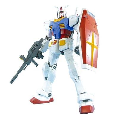 Bandai Hobby 1/48 Mega Size RX-78-2 Gundam Model Kit: Toys & Games