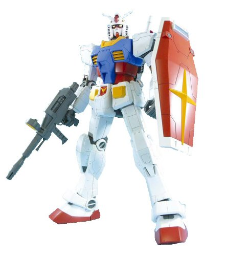 Bandai Hobby 1/48 Mega Size RX-78-2 Gundam Model Kit - Rx 78 Model Kit