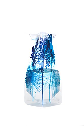 Boom Bloom Blue Myvaz Vase