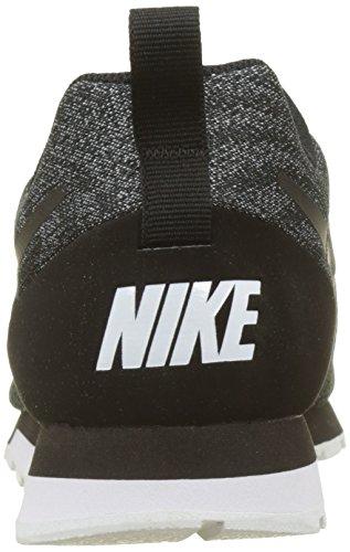 Ginnastica Runner ENG White Mesh da 2 008 Black Scarpe MD Black Uomo Nero Nike Basse 0O5qBx