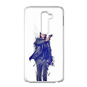John Wick LG G2 Cell Phone Case White phone component RT_256207