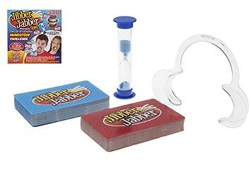 Jibber Jabber Party Game - El juego hilarante de boquilla para la fiesta de Navidad Loud