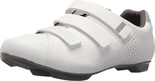 SHIMANO SH-RT5 Cycling Shoe - Women's White; 40 (Shimano Ultegra 6700 Wheelset Vs Mavic Ksyrium)
