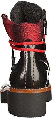 Gabor56.508.60 - botines de caño bajo Mujer carbone (Mel.)