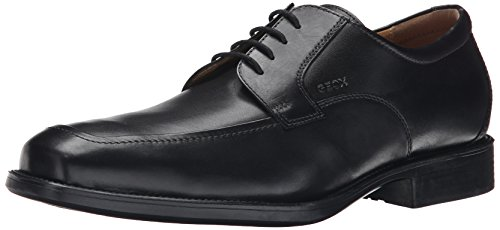 Geox Mens U Federico 14 Oxford Black 3DNwR6A