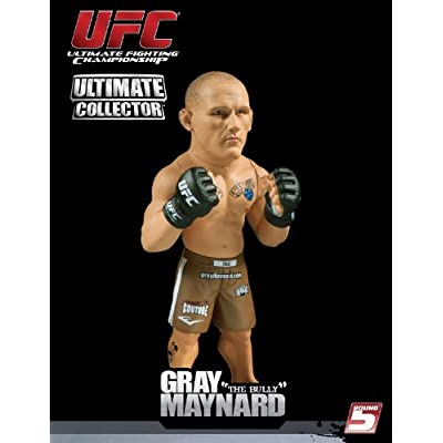 UFC Ultimate Collector Series 6 Gray The Bully Maynard Figure: Toys & Games