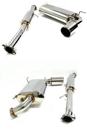 OBX Performance Catback Exhaust System 89-97 Mazda Miata MX5 NB8C 1.6 1.8L - Miata Performance Exhaust