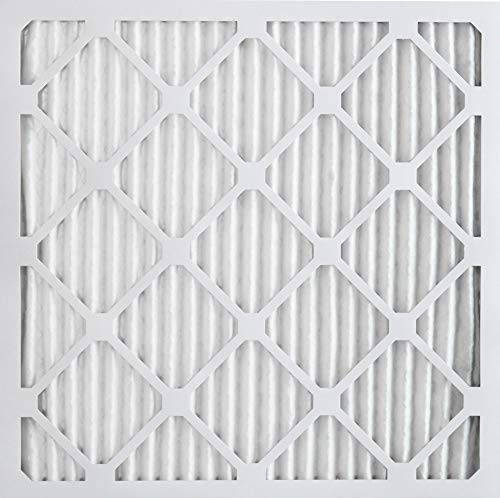 Nordic Pure 20x20x1 MERV 8 Pleated AC Furnace Air Filters 6 Pack, 20x20x1M8-6