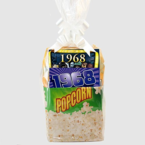1968 Movie Night Package – 50th Birthday Gift or 50th Anniversary Gift