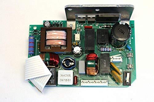 850 Board Circuit - Garage Door Opener Sequencer Genie 36428R.S Circuit Board